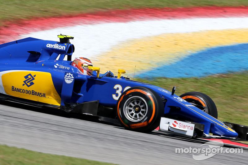 Raffaele Marciello, Sauber F1 Team