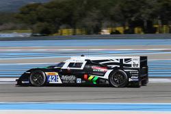 #42 Strakka Racing, Done S103 - Nissan: Nick Leventis, Danny Watts, Jonny Kane