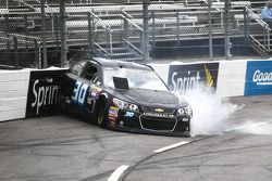 Ron Hornaday in trouble