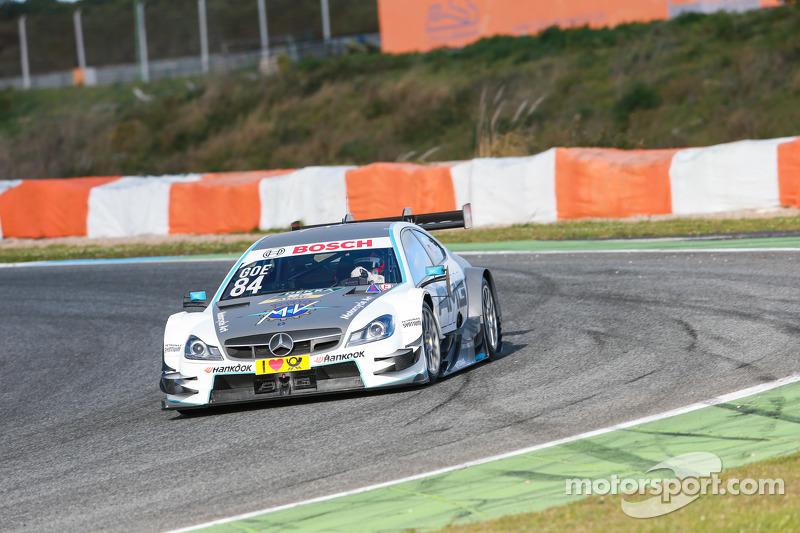 Maximilian Götz, Mücke Motorsport Mercedes AMG C-Coupé DTM