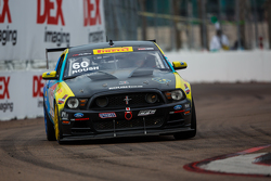 #60 Capaldi Racing Ford Boss 302: Jack Roush, Jr.