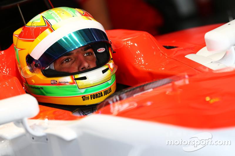 روبرتو مرعي، فريق مانور للفورمولا واحد