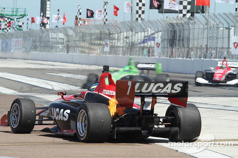 RC Enerson, Schmidt Peterson Motorsports