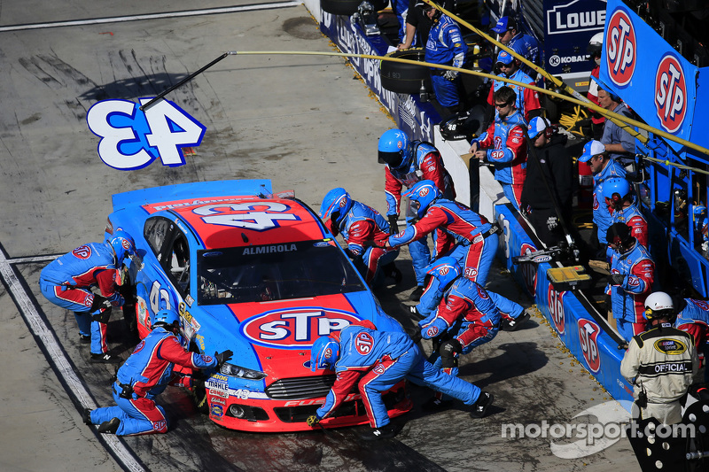 STP и Richard Petty/Ford