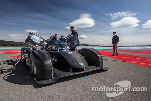 El nuevo SMP Racing BR01