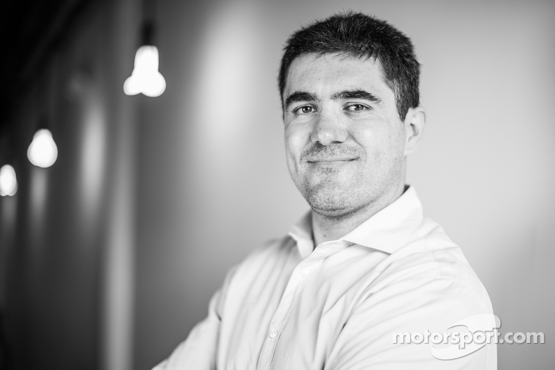 José L. Mercado, Motorsport.com Lateinamerika, Chefredakteur