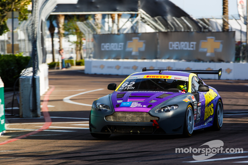 #62 Klenin Performance Racing Aston Martin GT4: Mark Klenin