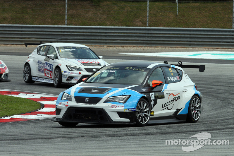 Михел Нюкьєр, SEAT Leon Racer, Target Competition