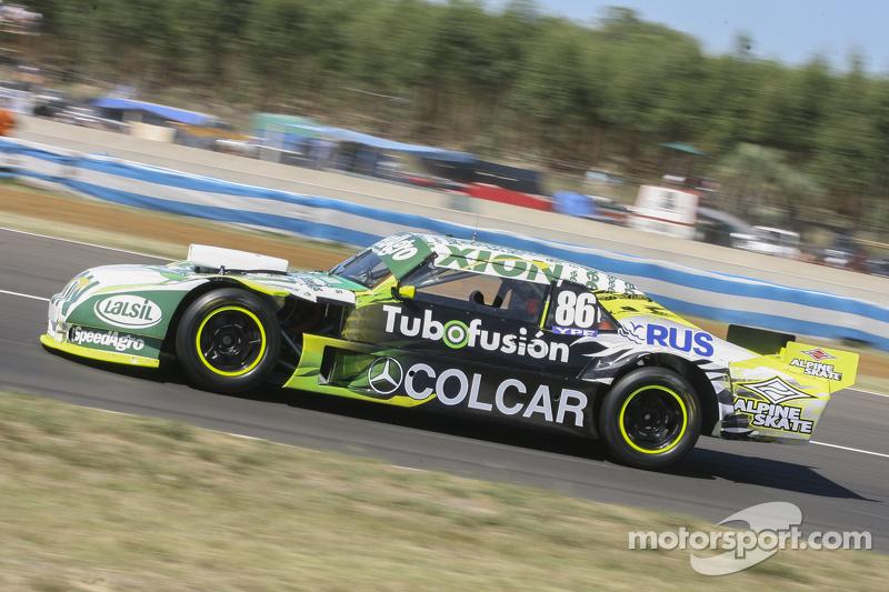 Agustin Canapino, Jet Racing
