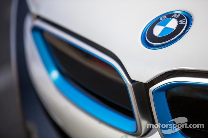 Das elektrische Safety-Car von BMW