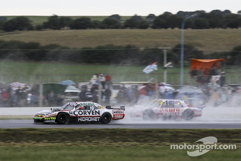 Juan Marcos Angelini, UR Racing, Dodge, und Juan Manuel Silva, Catalan Magni Motorsport, Ford