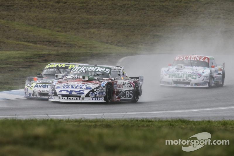 Camilo Echevarria, Coiro Dole Racing, Torino; Diego De Carlo, JC Competicion, Chevrolet; Matias Jala