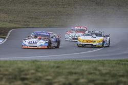 Christian Ledesma, Jet Racing, Chevrolet; Luis Jose di Palma, Indecar Racing, Torino; Juan Pablo Gianini, JPG Racing, Ford