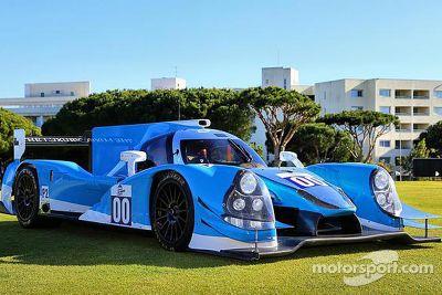 Algarve Pro Racing Team unveil