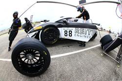 #88 Reiter Engineering,兰博基尼Gallardo LP560-4R-EX: Albert von Thurn und Taxis, Nicky Catsburg