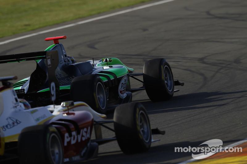 Sandy Stuvik, Status Grand Prix, dan Samin Gomez, Campos Racing