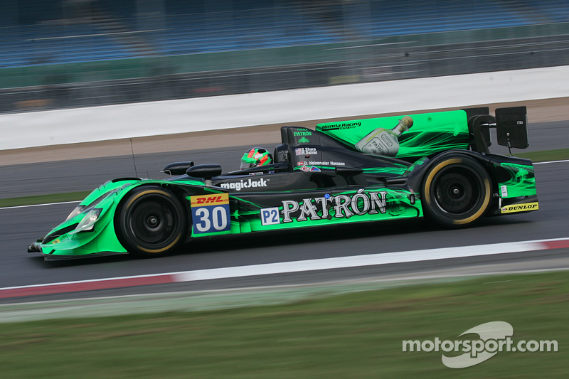 #30 Extreme Speed Motorsports, HPD ARX 03B - HPD: Scott Sharp, Ryan Dalziel, David Heinemeier Hansson