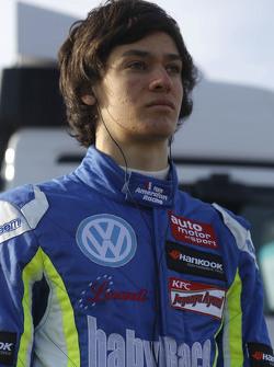 Алессіо Лоранді, Van Amersfoort Racing