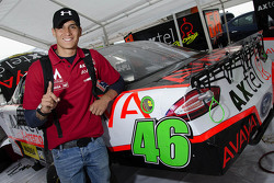 #46 Irwin Vences, HP M Racing