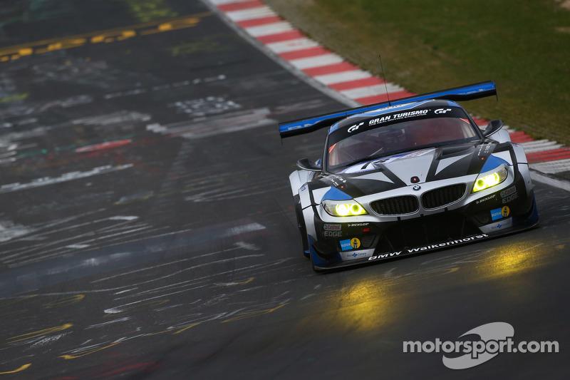 #18 Walkenhorst Motorsport, BMW Z4: Henry Walkenhorst, Peter Posavac, Ralf Oeverhaus, Christian Boll