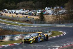 #17 Walkenhorst Motorsport, BMW Z4: Felipe Laser, Michaela Cerruti, John Edwards, Ferdinand Stuck