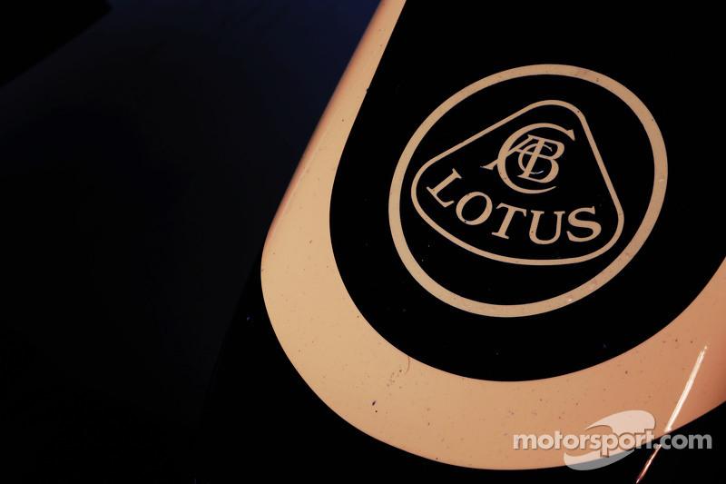 Lotus F1 E23 nosecone