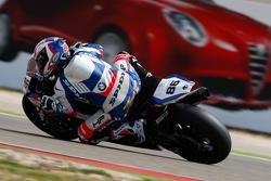 Ayrton Badovini, BMW Motorrad Italia