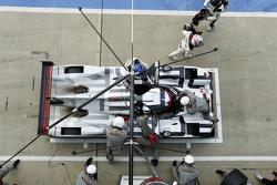#18 Porsche Team 919 Hybrid: Ромен Думас, Ніл Яні, Марк Ліб
