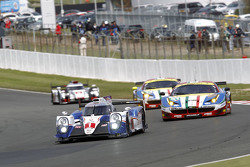 #1 Toyota Racing TS040 Hybrid: Ентоні Девідсон, Себатьен Буемі, Казукі Накаджіма