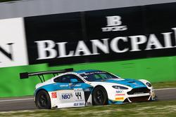 #44 Oman Racing Team, Aston Martin Vantage GT3: Daniel Lloyd, Ahmad Al Harthy, Jonathan Adam