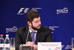 Дмитрий Саморуков, руководитель SMP Racing