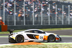 #59 Von Ryan Racing,迈凯伦650S GT3: Bruno Senna, Alvaro Parente, Adrian Quaife-Hobbs