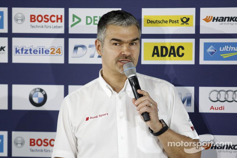 Dieter Gass, Audi Sport