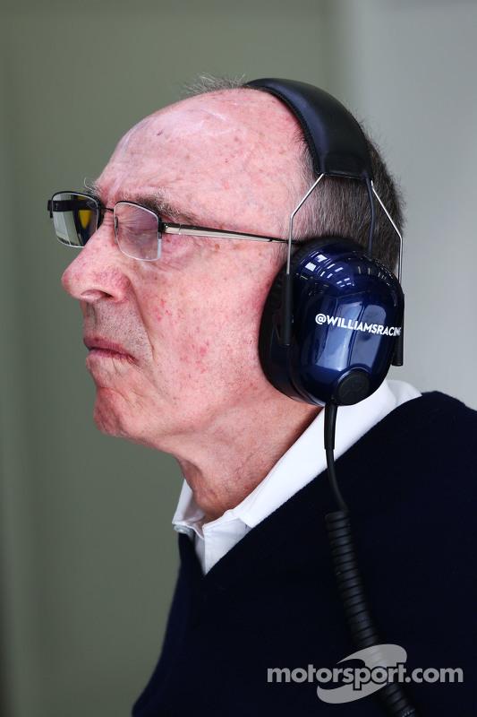 Frank Williams, Williams-Besitzer