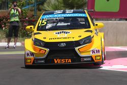 James Thompson, Lada Vesta, Lada Motorsport