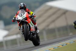 #17 Ducati: Lionel Ancelin, Stéphane Geslin, Philippe Teissier, Hervé Royer