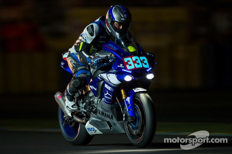 #333 Yamaha: Steven Lecoquen, Nelson Major, Adrien Ganfornina, Johan Nigon