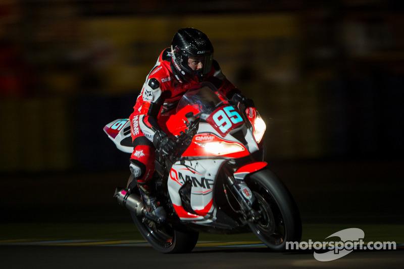 #95 Kawasaki: Alexander Cudlin, Mashel Al Naimi, Arturo Tizon, Saeed Al Sulaiti