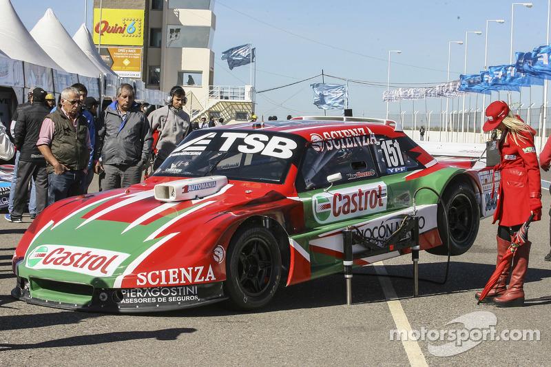 Jose Manuel Urcera, JP Racing Torino