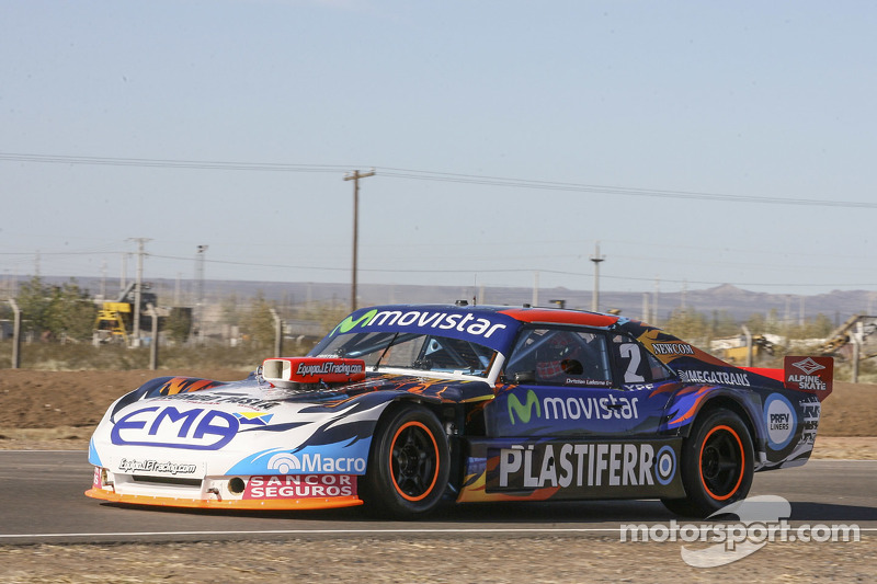 Christian Ledesma, Jet Racing Chevrolet