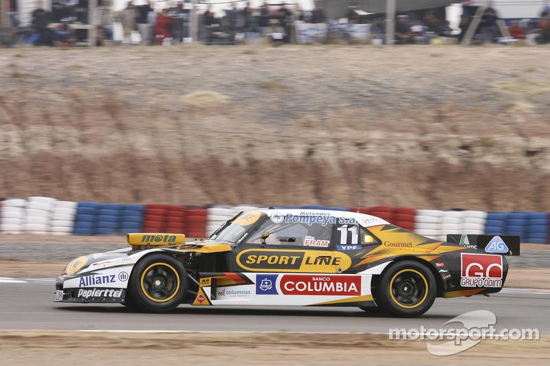 Leonel Pernia, Las Toscas Racing, Chevrolet