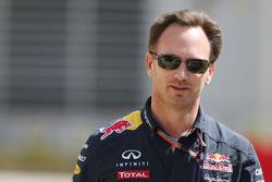 Christian Horner, de Red Bull Racing Team Principal