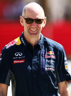 Adrian Newey, Chefdesigner Red Bull Racing