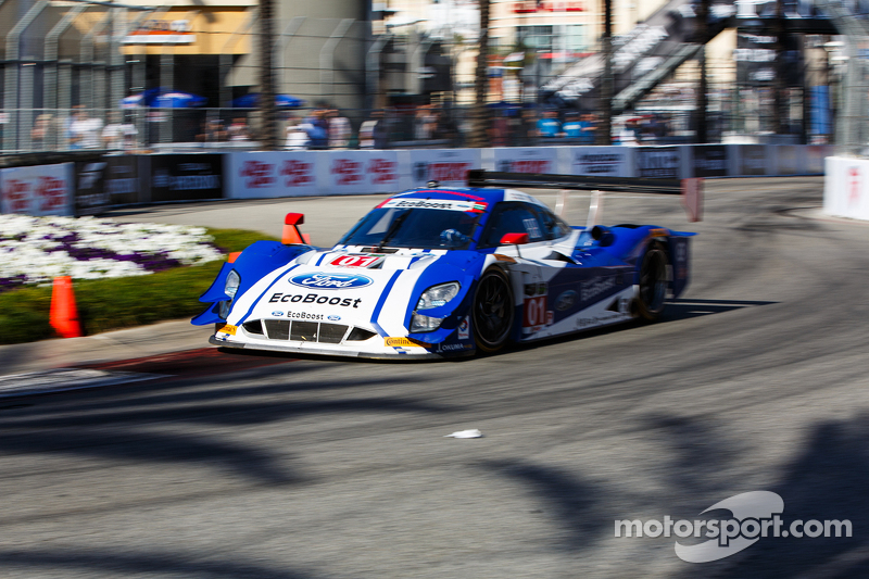 #01 Chip Ganassi Ford/Riley: Scott Pruett, Joey Hand