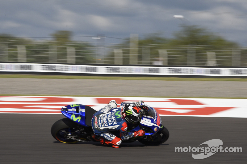 Grand Prix d'Argentine - 5e