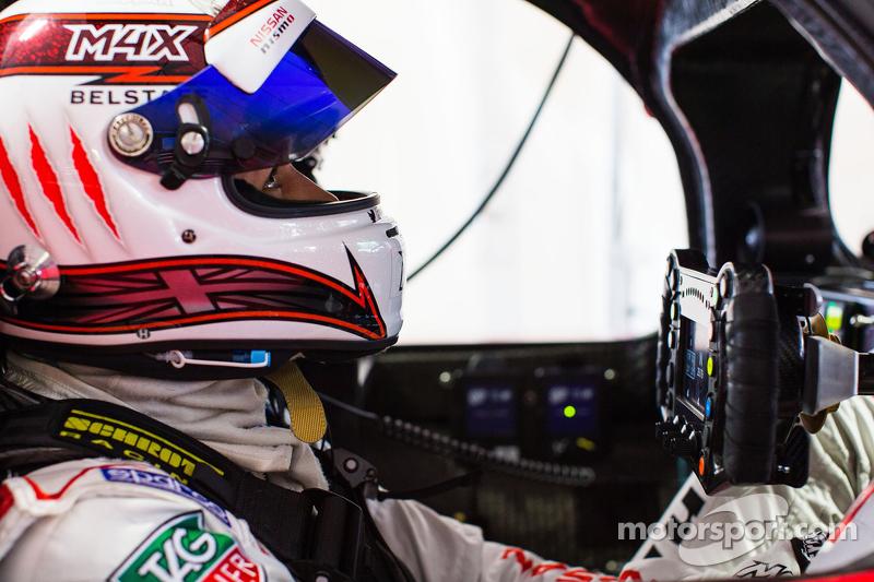 Max Chilton, Nissan Motorsports