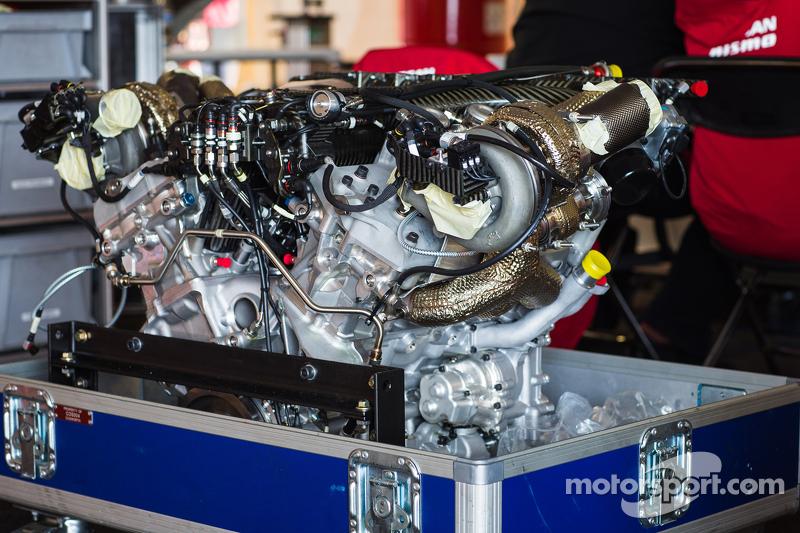 Nissan Motorsports, Nissan GT-R Nismo, Motor