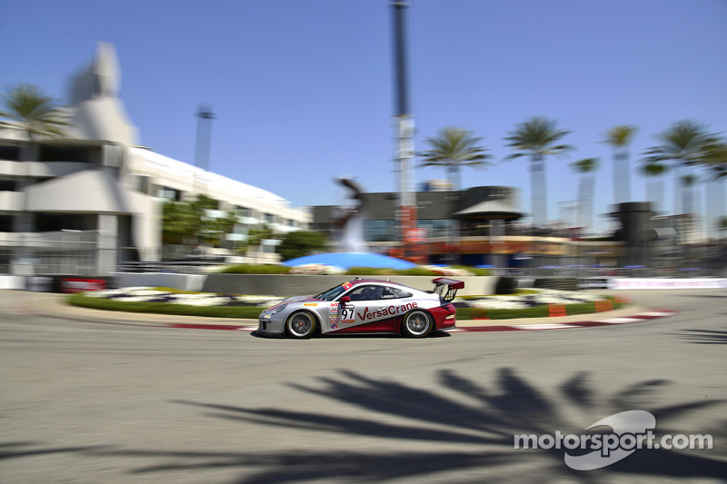 #97 Landry Racing,保时捷911 GT3杯: Mitch Landry