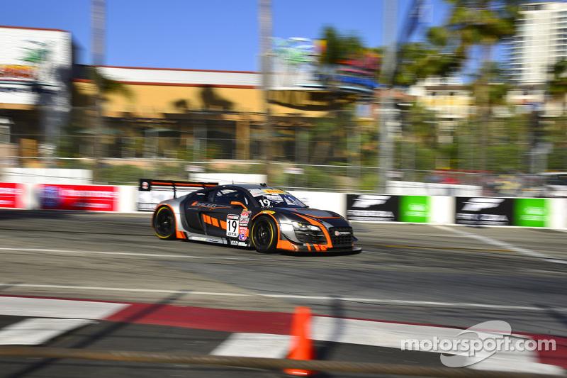 #19 Stephen Cameron Racing Audi R8 LMS Ultra: Drew Regitz