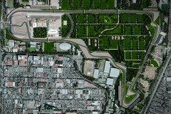 Circuito del Autódromo Hermanos Rodríguez, México